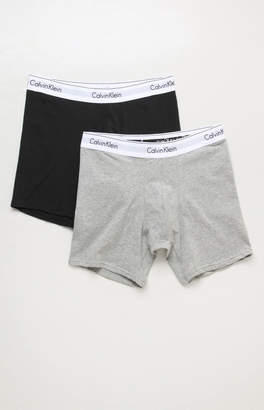 Calvin Klein Two Pack Boxer Briefs