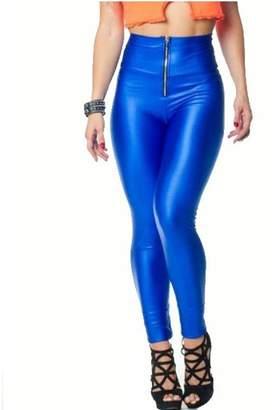 CRAZY Women's Sexy High Waist Skinny Leggings Pencil Pants Jeggings Clubwear-...