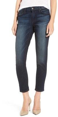 Women's Joe's 'Ex-Lover' Crop Straight Leg Boyfriend Jeans $169 thestylecure.com