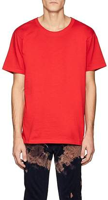 Gucci Men's Logo Cotton Jersey T-Shirt