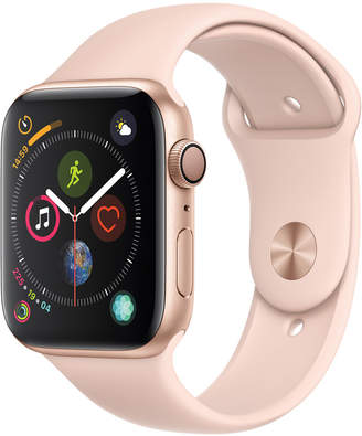 Apple Watch Series 4 Gps, 44mm Gold Aluminum Case with Pink Sand Sport Band