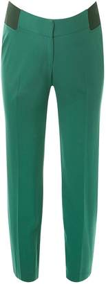 Dorothy Perkins Womens **Maternity Forest Green Ankle Grazer Trousers