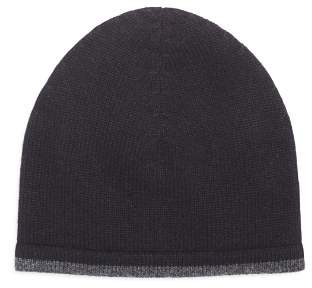 Bloomingdale's The Men's Store at Solid Cashmere Skull Cap - 100% Exclusive