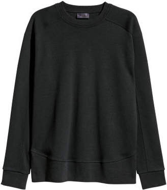 H&M Sweatshirt - Black