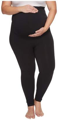 Spanx Plus Size Mama Look At Me Now Leggings Women's Casual Pants