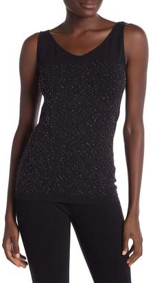 Wolford Lurex V-Neck Tank Top