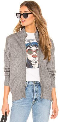 Tularosa Bronx Zip Up Sweater