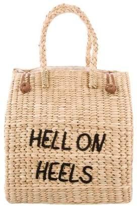 Poolside Hell On Heels Bag