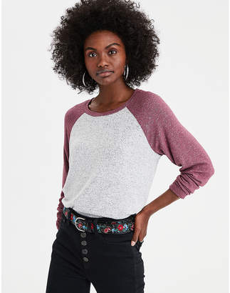 American Eagle AE Soft & Sexy Plush Jegging Crew