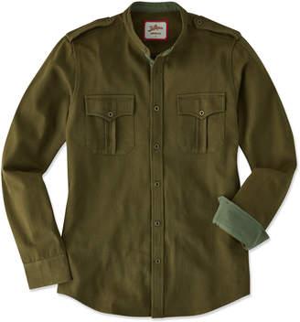 Joe Browns Military Grandad Shirt