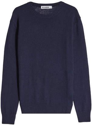 Jil Sander Fleece Wool Pullover