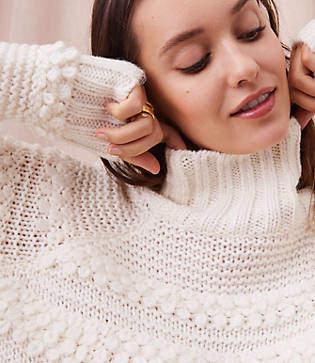 Lou & Grey Snowbird Sweater