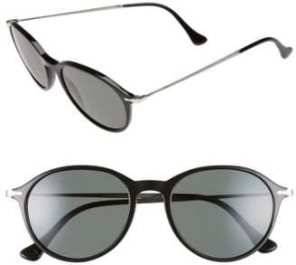Persol 51mm Polarized Sunglasses