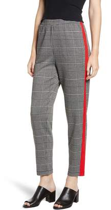 BP Side Stripe Glen Plaid Pants
