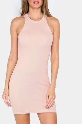 Atelier House Of Nude Racerback Mini Dress