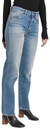 Acne Studios Mid Blue Jeans