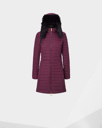 Hunter Women's Original Refined Fitted Down Coat