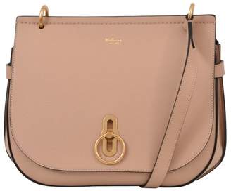 Mulberry Pink Amberley Satchel Bag