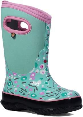 Bogs Classic Cattail INsulated Waterproof Rain Boot