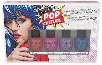 OPI Pop Culture 4-Piece Nail Lacquer Mini Pack