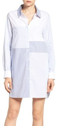 Women's French Connection City Shirtdress $128 thestylecure.com
