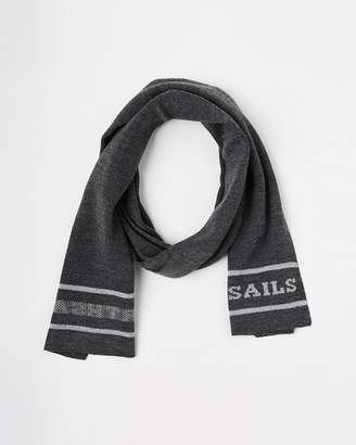 North Sails Scarf With Written