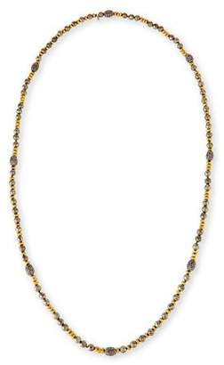 Hipchik Ava Pyrite & Golden Nugget Necklace