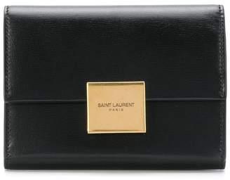 Saint Laurent Bellechasse small envelope wallet