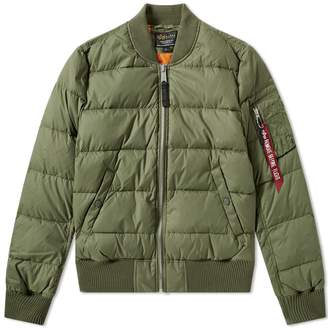 Alpha Industries MA-1 Puffer Jacket