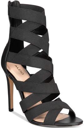 Aldo Ethebeth Crisscross Dress Sandals Women's Shoes