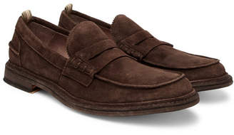 Officine Creative Warwick Suede Loafers