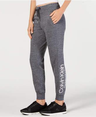 Calvin Klein Logo Jogger Pants