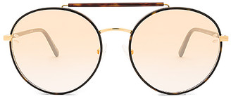 Stella McCartney Round Metal