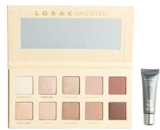 LORAC 'Unzipped' Shimmer & Matte Eyeshadow Palette