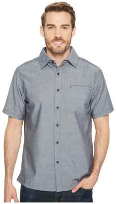 Smartwool Everyday Exploration Chambray Short Sleeve Shirt Men's Clothing