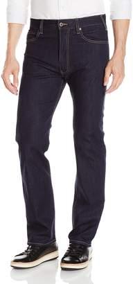 Armani Jeans Men's J31 Regular Straight Fit Jeans In Dark Rinse