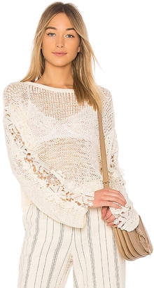 See by Chloe Long Sleeve Sweater