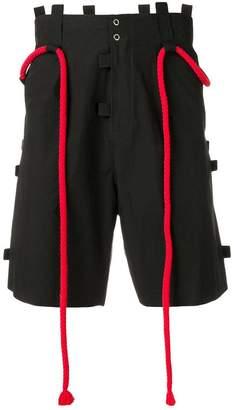 Craig Green rope detail shorts