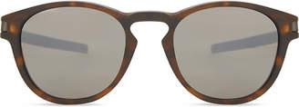 Oakley Latch PRIZMTM OO9265 round-frame sunglasses