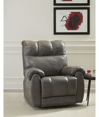 Southern Motion Top Flight Leather Recliner Southern Motion