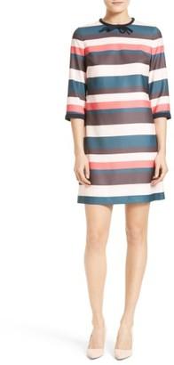 Women's Ted Baker London Yakira Stripe Shift Dress $279 thestylecure.com