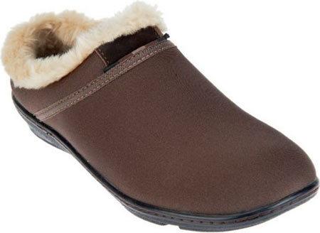 AetrexWomen's Aetrex Cocoberry Furry Clog