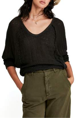 Free People Thien's Hacci Top
