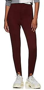 Undercover Women's Jersey Stirrup Pants - Wine