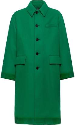 Prada large overcoat