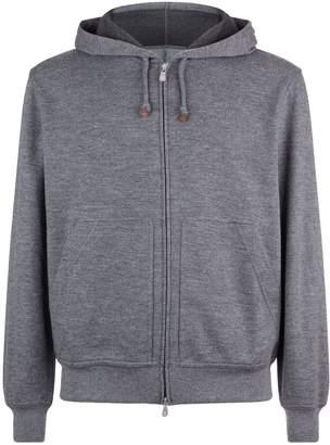Brunello Cucinelli Cashmere Zipped Sweater