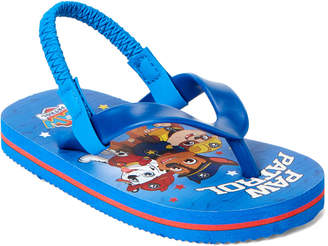 Paw Patrol (Toddler Boys) Blue Character Sandals