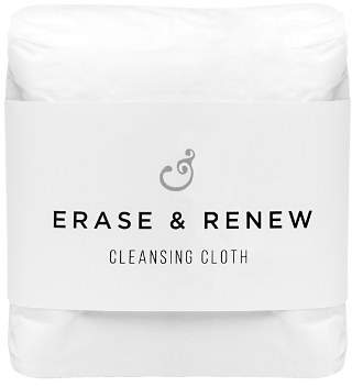 Bloomingdale's Pestle & Mortar Erase & Renew Double-Sided Facial Cleansing Cloths, Set of 3