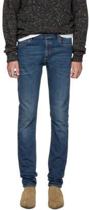 Maison Margiela Blue Slim Jeans