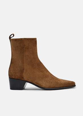 Pierre Hardy Reno Suede Ankle Boots